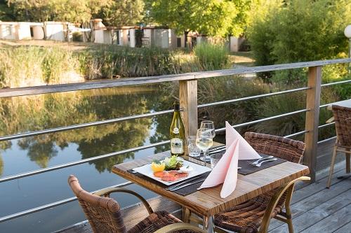 Bon cadeau Restaurant Les Jardins de l'Anjou