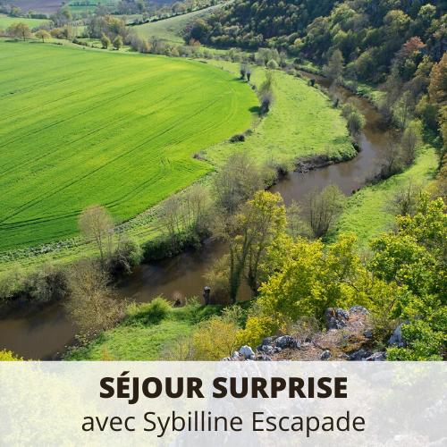 Séjour surprise Sibylline Pass by ôsezMauges